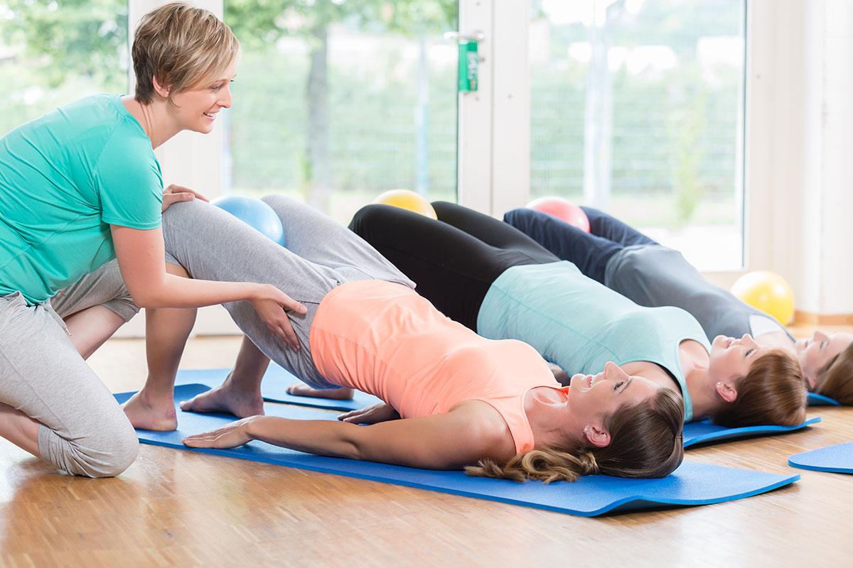 Yoga e pilates a Rivoli e Alpignano